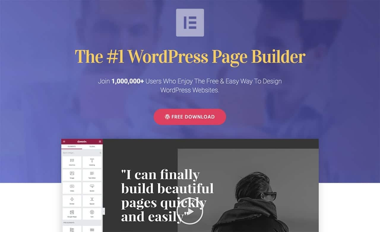 Elementor Page Builder Plugin Review
