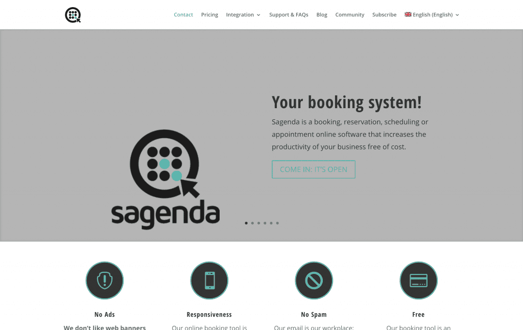 Sagenda WordPress Plugin