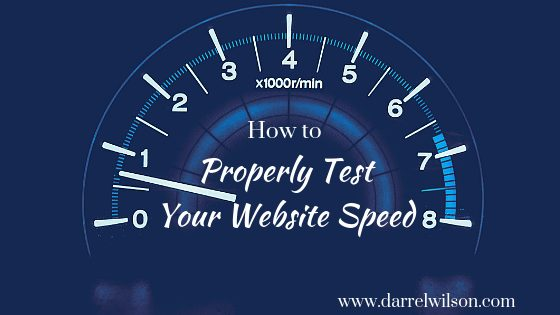 How to Properly Test Your Website Speed