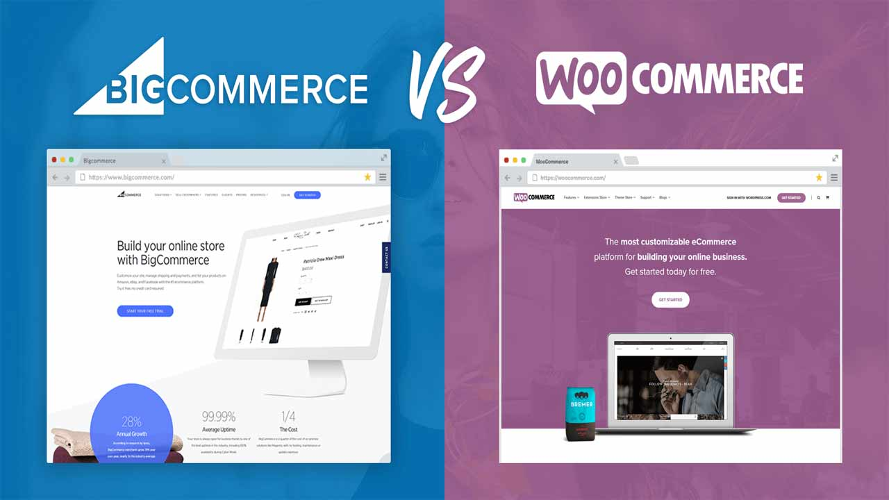 BigCommerce Better Than WooCommerce?