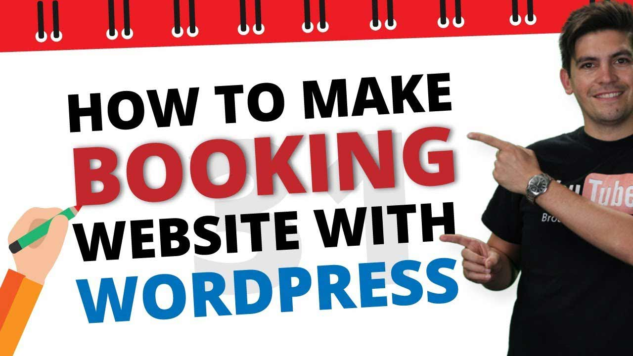 Make a Booking Website