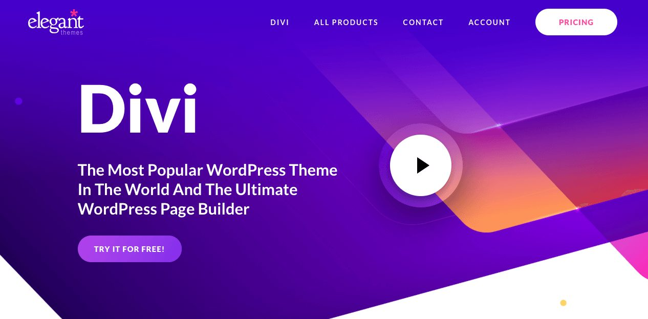 How To Make An eCommerce Website With Divi Theme (September 2020 )